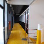 Zdjęcie Centrum Kształcenia Zawodowego korytarz