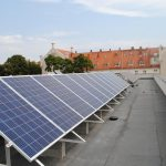 Zdjęcie Centrum Kształcenia Zawodowego Panele słoneczne