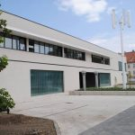 Zdjęcie Centrum Kształcenia Zawodowego budynek z zewnątrz