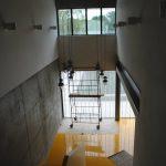 Zdjęcie Centrum Kształcenia Zawodowego budynek w środku