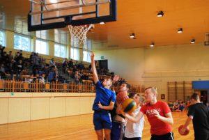 Zdjęcie z zajęć sportowych