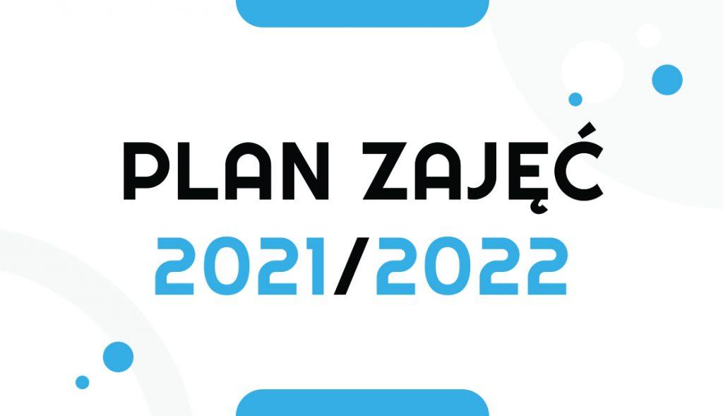 Plan zajęć dla szkoły młodzieżowej i zaocznej