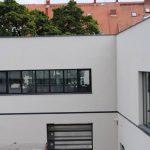 Zdjęcie Centrum Kształcenia Zawodowego budynek za zewnątrz