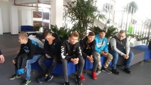 Zdjęcie grupowe uczniów